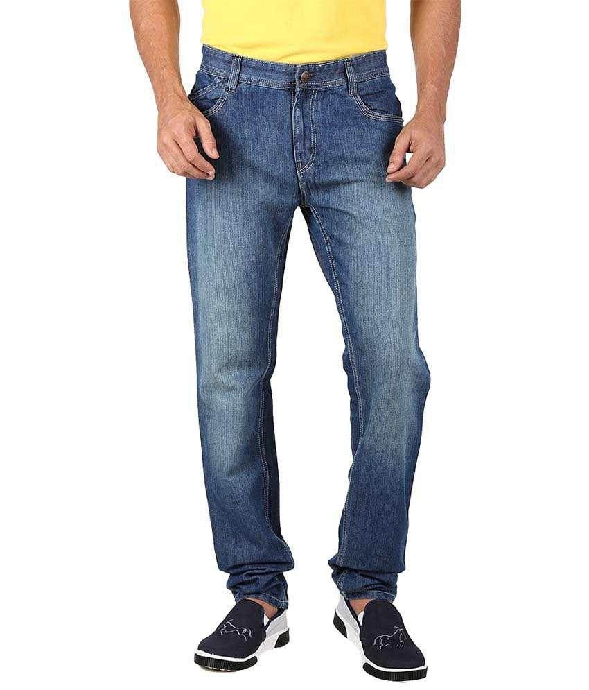 SN'C Blue Slim Jeans