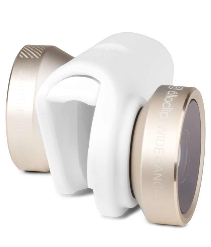 Olloclip iPhone 4-In-1 Lens Gold