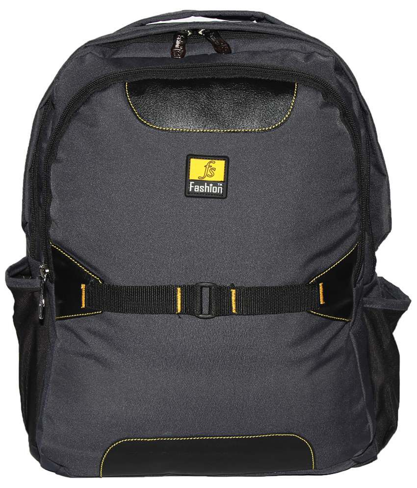 C Comfort Gray Backpack