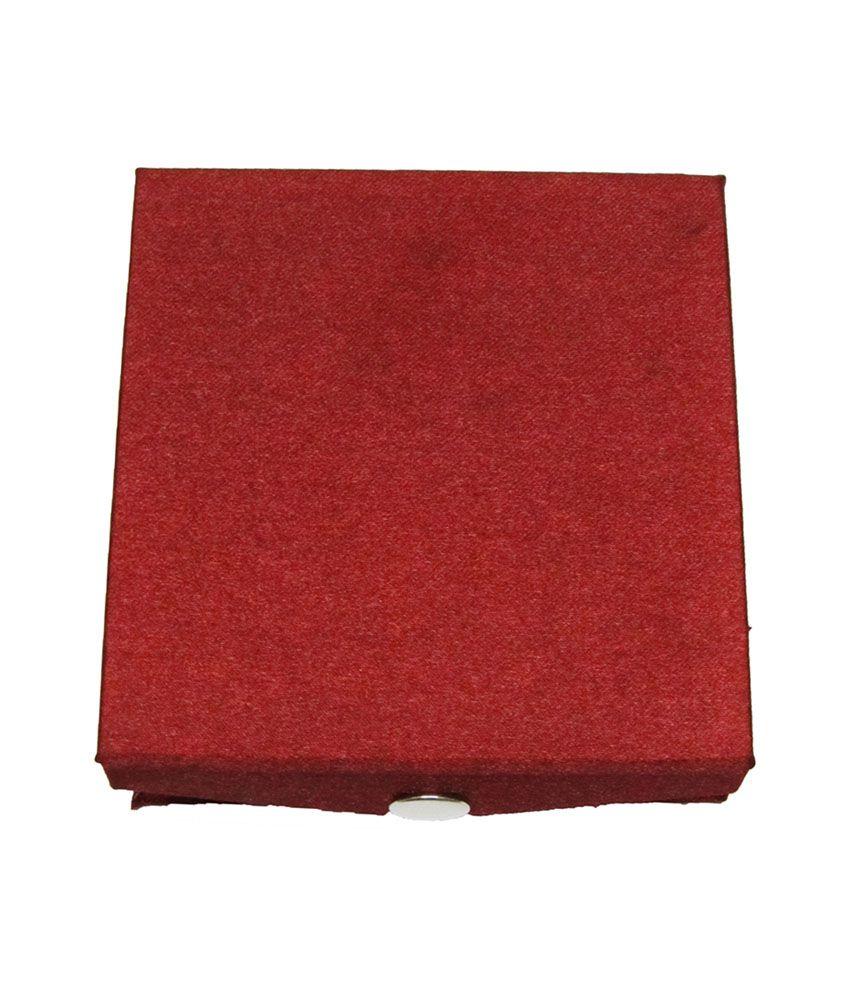 Divine Jewell Bangle Box - Maroon