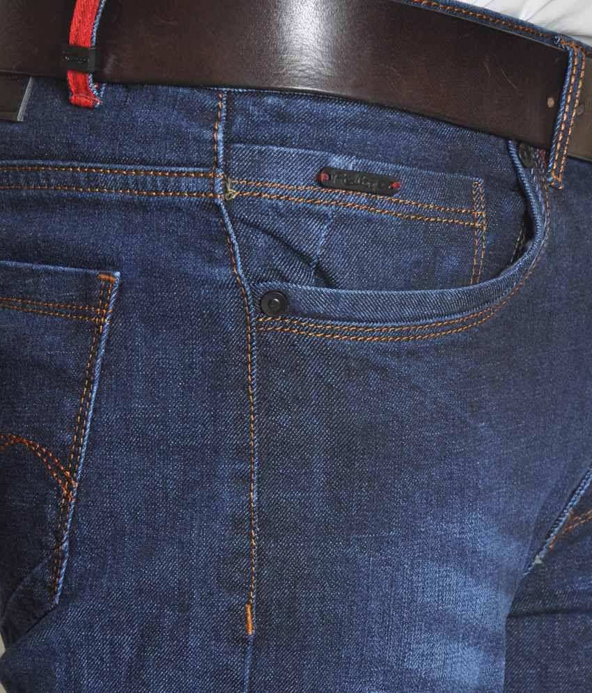 cb7a943d Levi's Redloop Blue Regular Fit Jeans - Buy Levi's Redloop Blue ...
