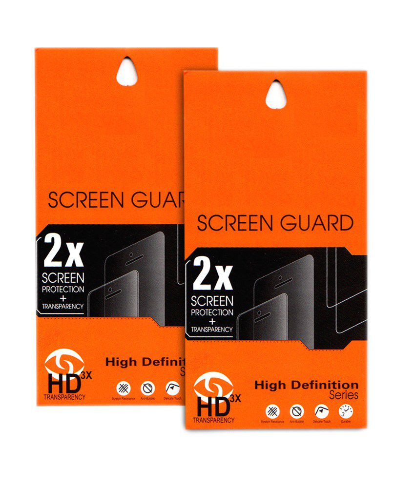 Micromax Unite2 A106 Clear Screen Guard by Vasnm