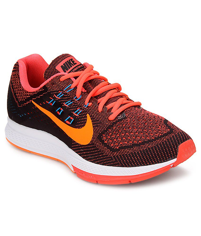 nike air zoom structure 18 sports shoes buy nike air. Black Bedroom Furniture Sets. Home Design Ideas