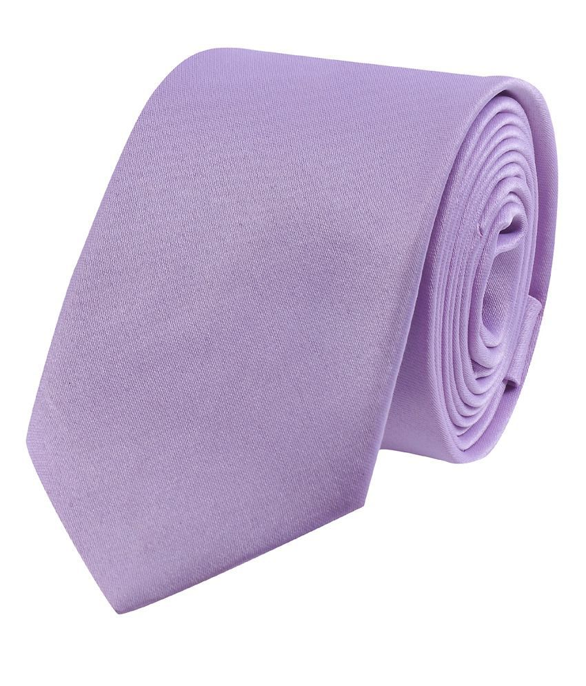 Tiekart Combo of Lavender Lilt Pocket Square & Tie