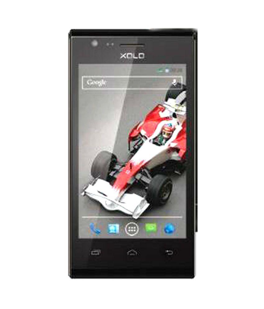 Xolo 550s IPS (4GB, Black)