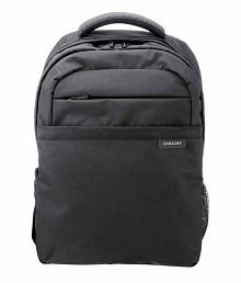 Black Laptop Bag - 15 Inches Manufactured For Samsung Laptops