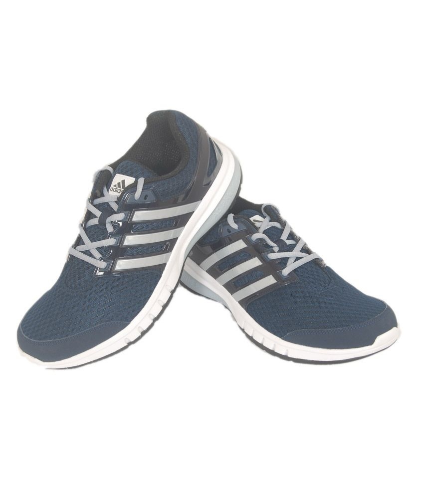 Adidas Galaxy Elite Navy Blue Running Shoes - Buy Adidas
