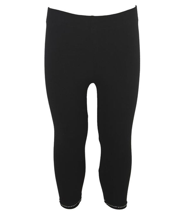 Eight26 Black Capris By Rituwears