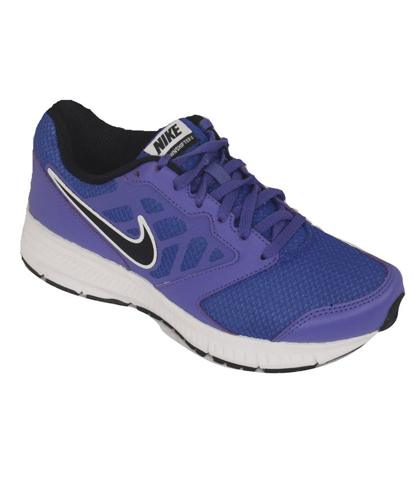 Nike Downshifter 6 Msl Purple Running Shoes Price in India- Buy Nike  Downshifter 6 Msl Purple Running Shoes Online at Snapdeal 6c1e0e54b