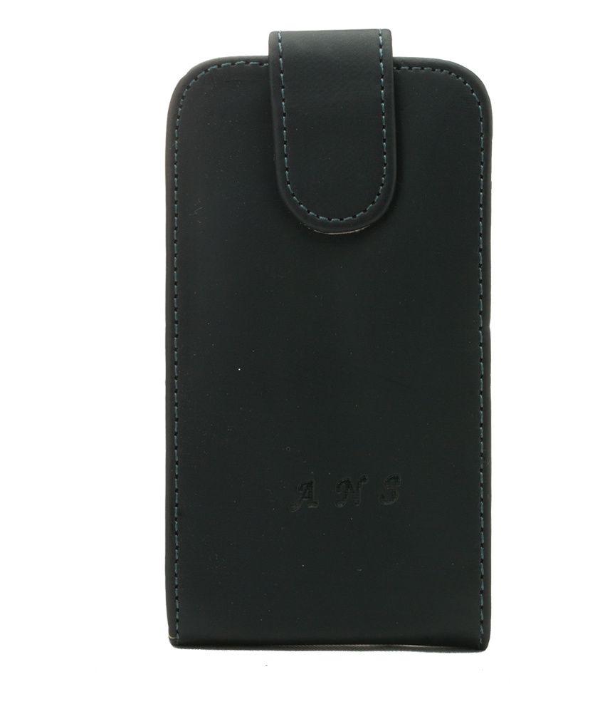 best website 3fec4 506bf Video Tronix Flip Cover For Nokia E5 Black