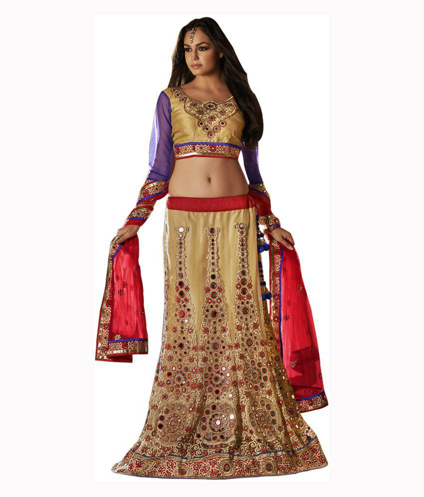 124fc8eed01e85 Vjv Fashions Net Embroidered Dress Material - Buy Vjv Fashions Net  Embroidered Dress Material Online at Best Prices in India on Snapdeal