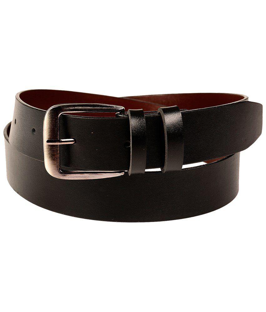 Fedrigo Black Classic Belt
