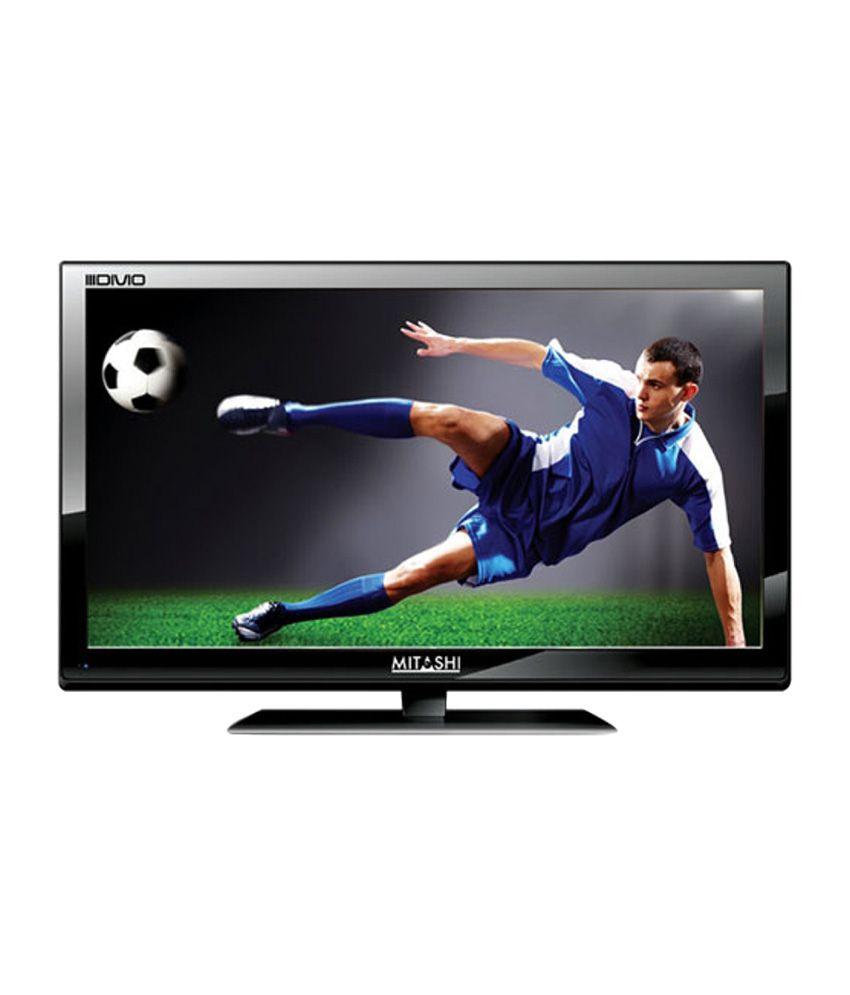 Mitashi MiDE040v01 100.3 cm (39) Full HD Smart LED Television