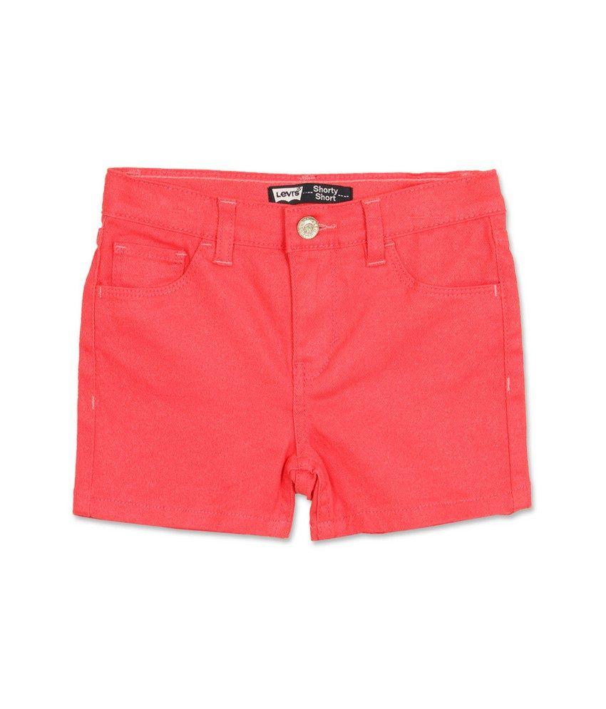 Levis (Kids) Pink Short