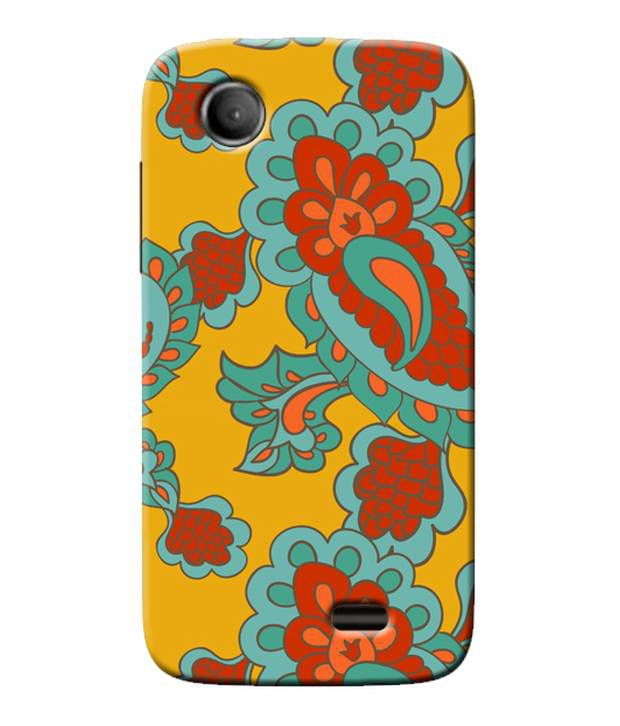 purchase cheap f5bcf 372cf Garmor Back Cover for Lenovo A369i - Printed Back Covers Online at ...