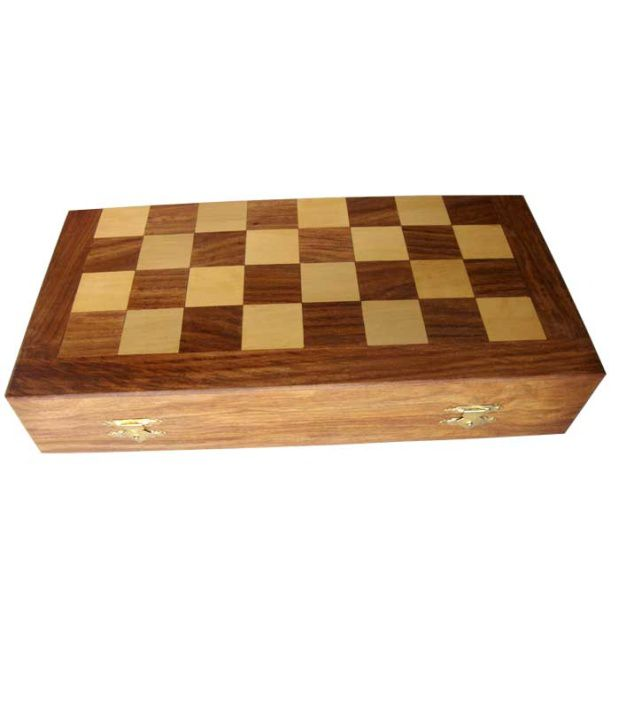 SAS Folding Chess Set With Coins
