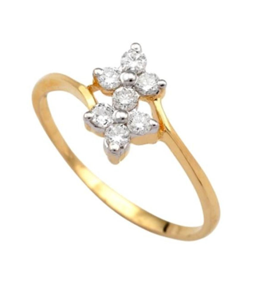 Sai Diamonds 18Kt Diamond Ring For Wedding & Engagement
