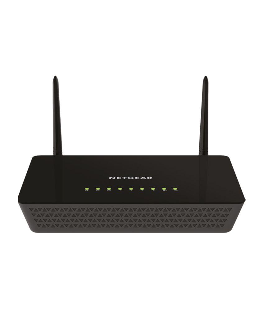 Netgear AC1200 Smart WiFi Router with External Antennas