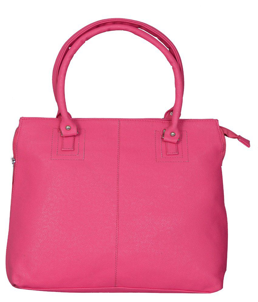 BachateRaho High Quality Pink Shoulder Bag