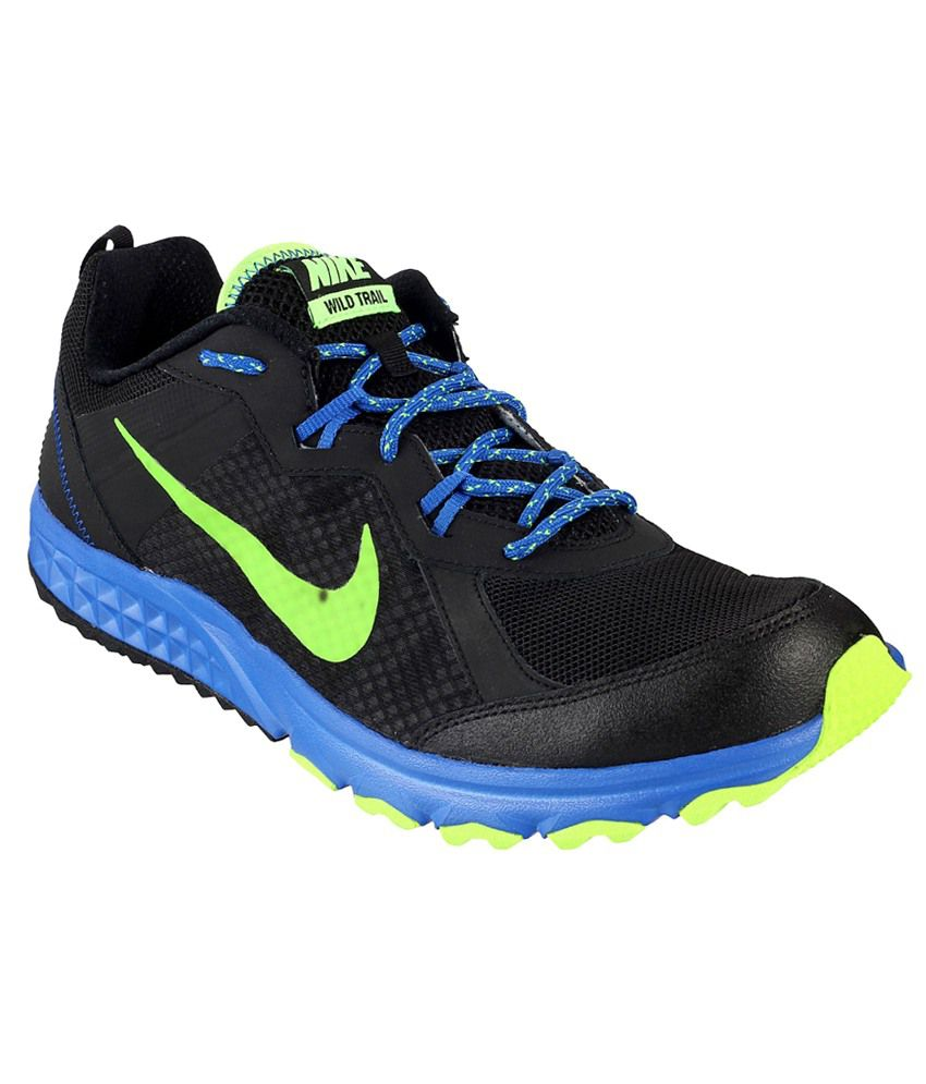 nike wild trail sport shoes buy nike wild trail sport. Black Bedroom Furniture Sets. Home Design Ideas