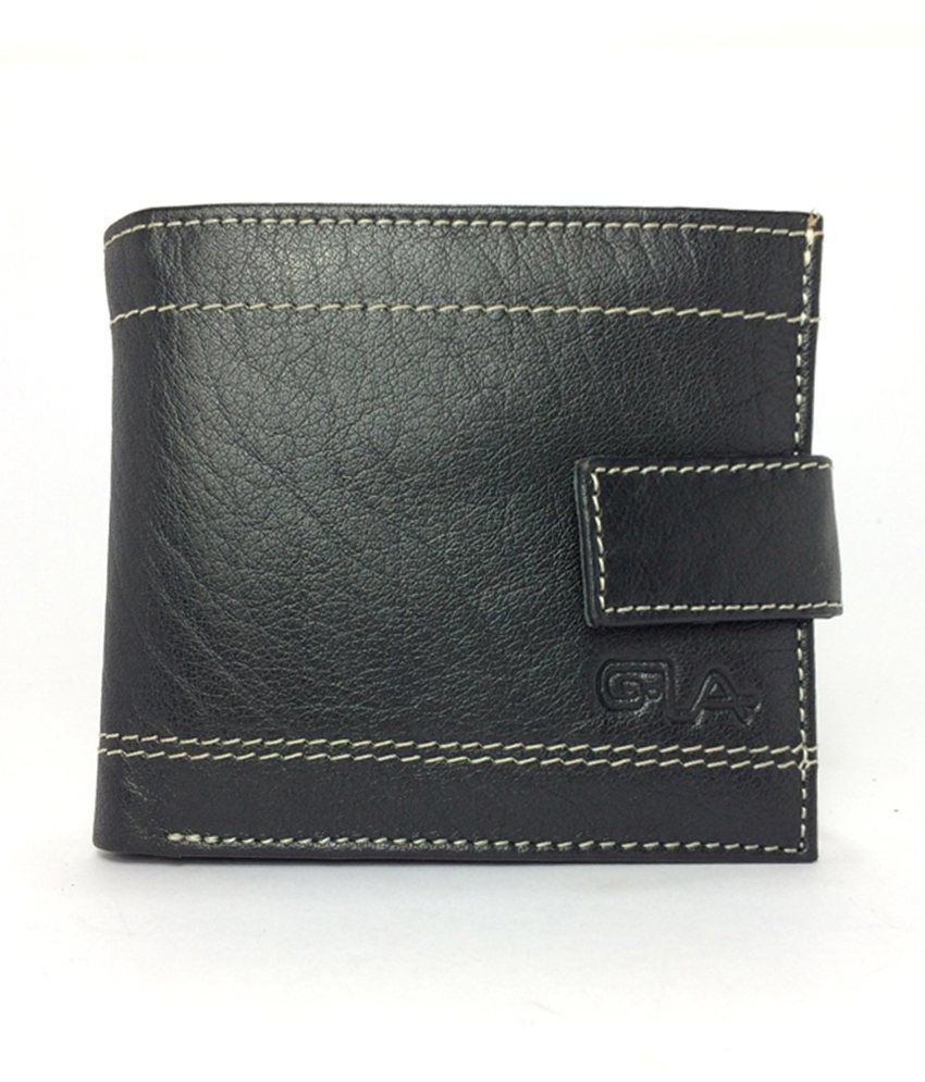 Goodwill Leather Art Formal Men's Wallet