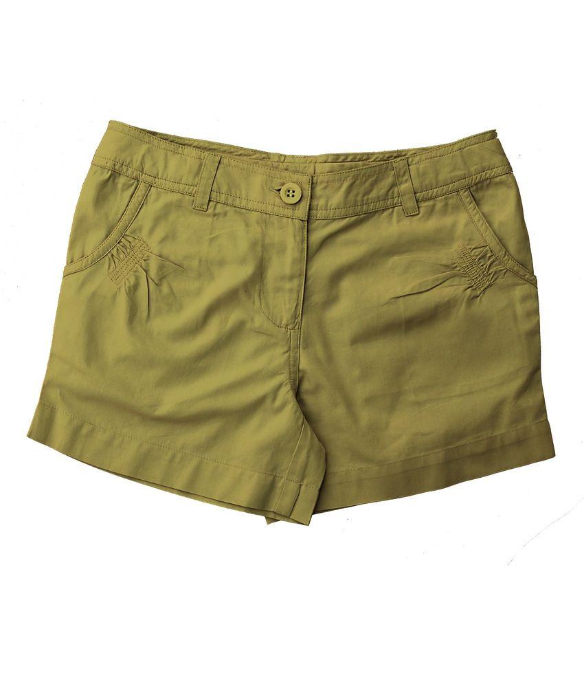 ShopperTree Light Brown Girls Short