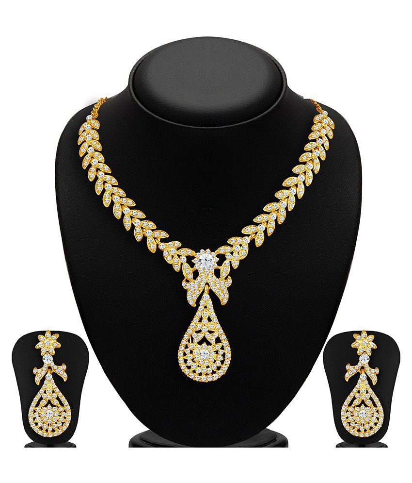 Sukkhi Gorgeous Style Diva Necklace Set