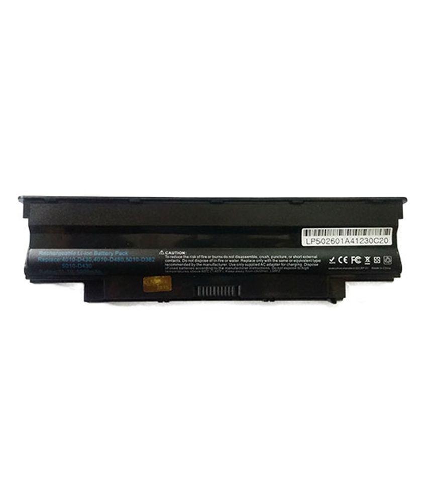 Lappie Dell Inspiron 15R N5010 N5110 N5010R M5010 M5010R M501R N5050 N5030 6 Cell Laptop Battery-n5110 series
