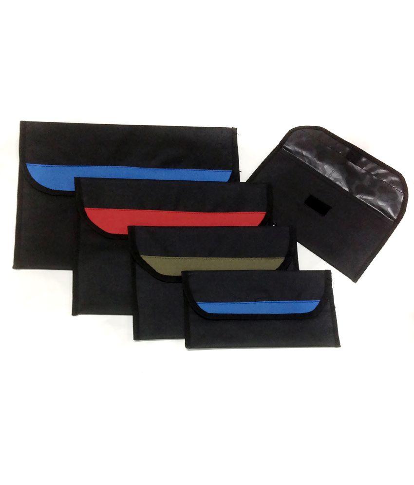 Yes Velcro Cloth Bag (Set of 8)