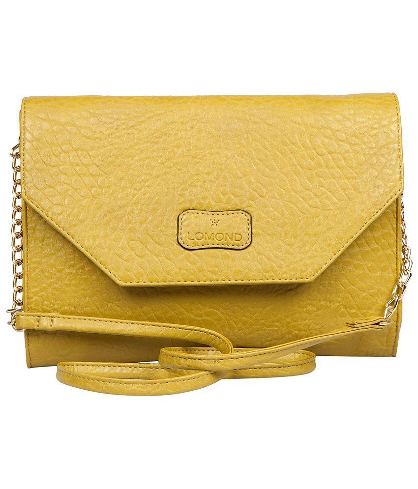 Lomond P.U. Sling Bag-Green