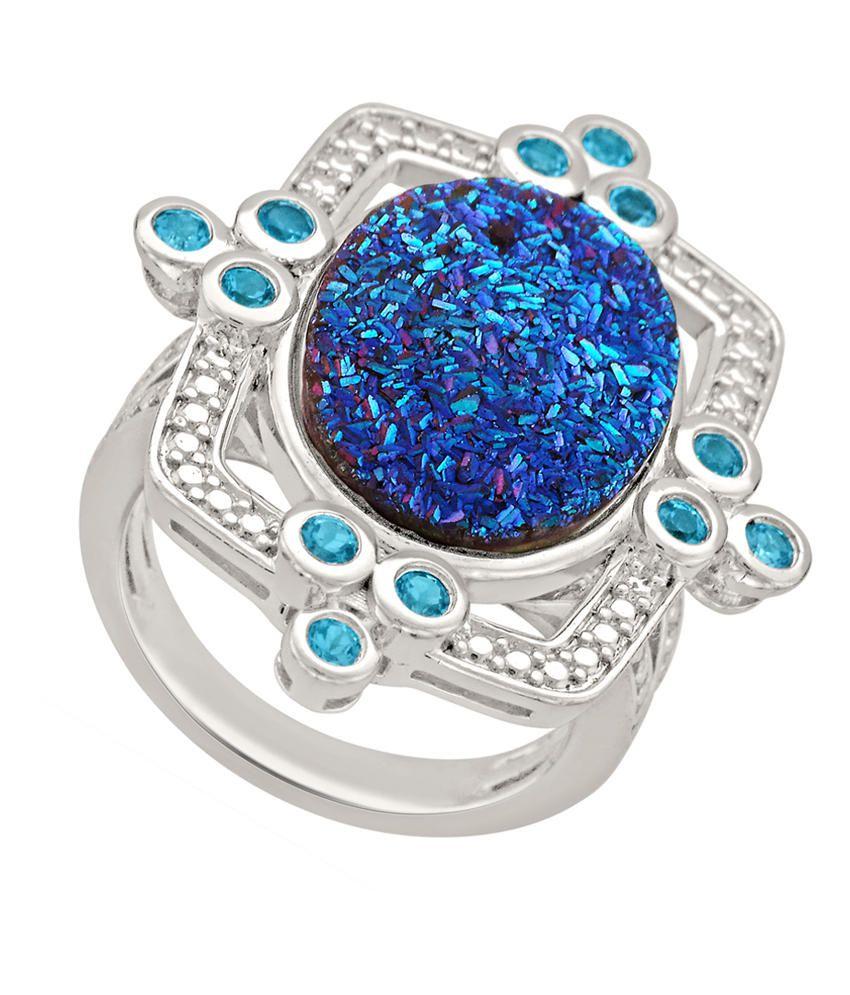 Tara Jewellers 92.5 Sterling Silver Ring