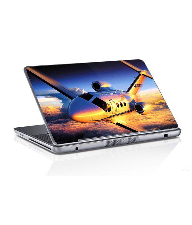 AV Styles Private Jet Airplane Laptop Skin  Buy AV Styles Private Jet Airpla