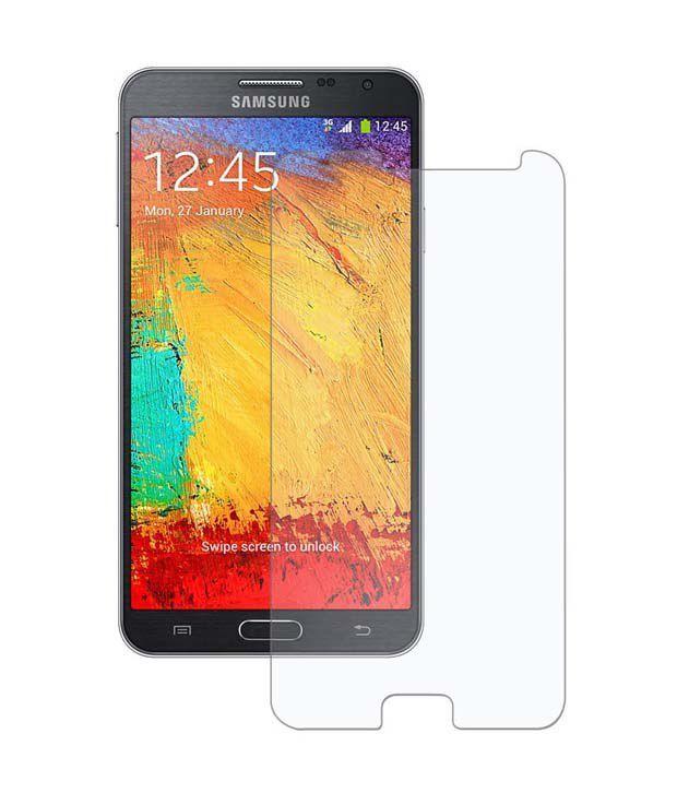 Samsung Galaxy Note 3 Neo N750 Matte Screen Guard by Zeorgia