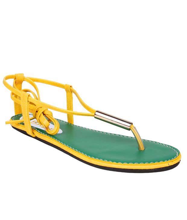 Do Bhai Yellow Sandal