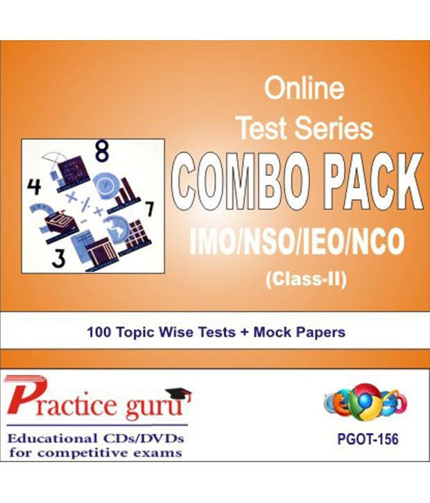 Sure shot 100 topic wise tests for CLASS 2 Olympiads (IMO-IEO-NSO-NCO) for assured success! Online Tests