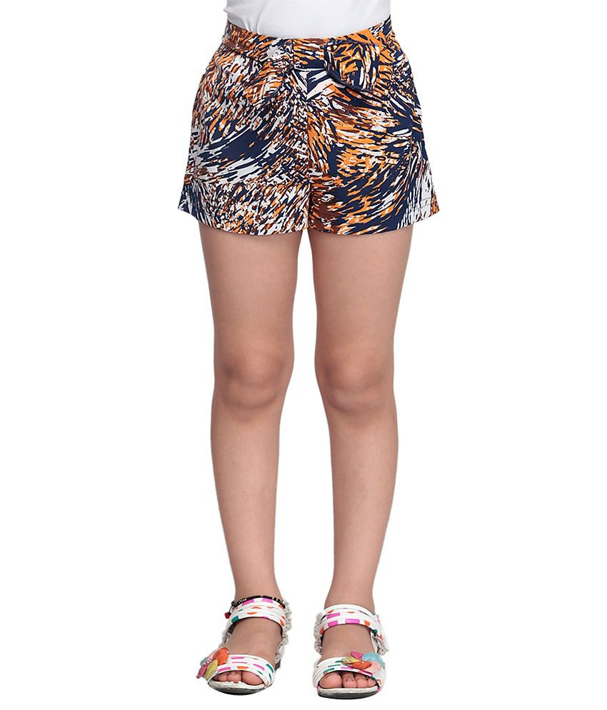 Oxolloxo Multicolour Synthetic Shorts