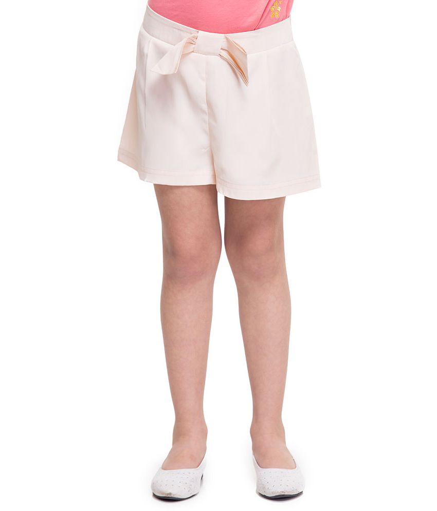 Oxolloxo Synthetic Elastic Shorts