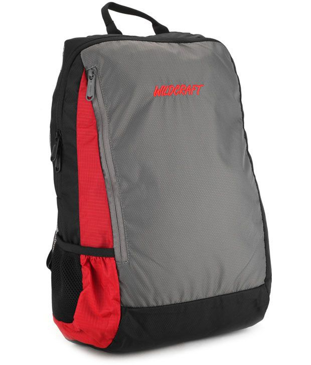 Wildcraft Red Streak Laptop Backpack