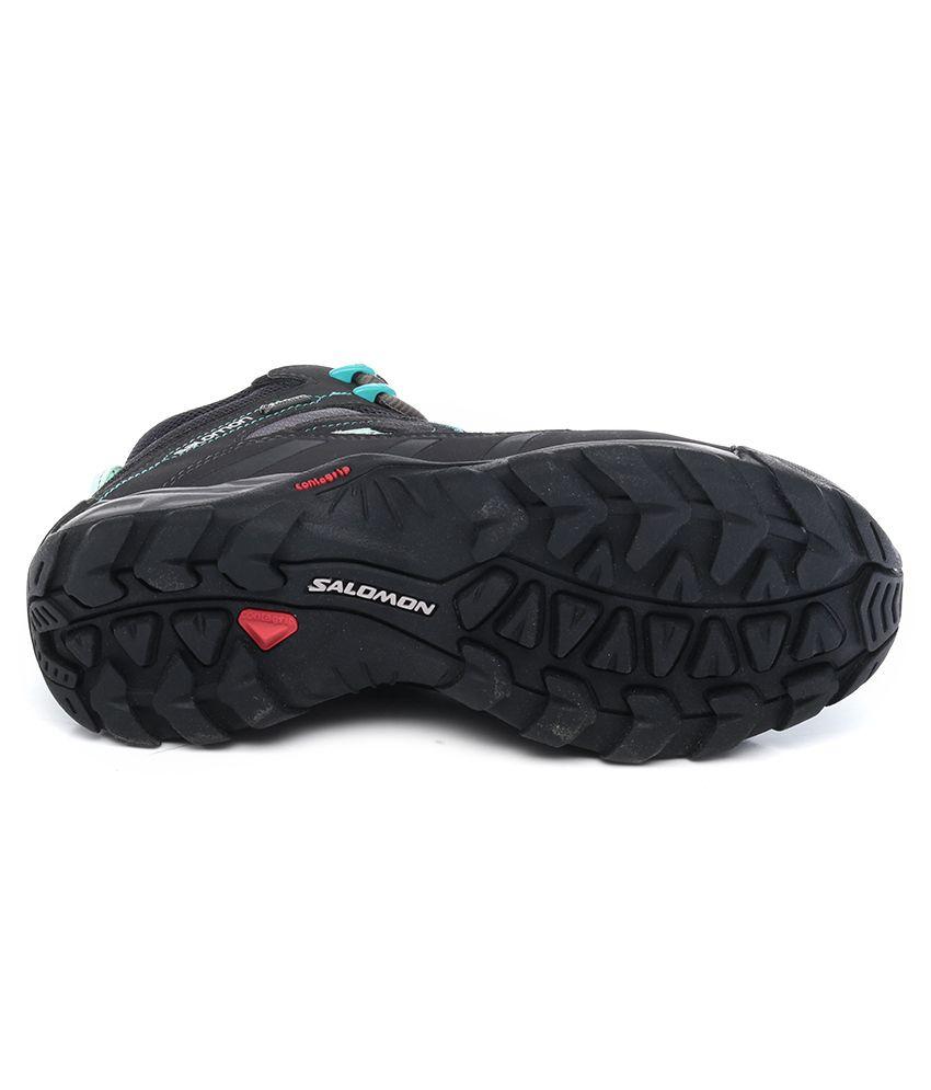 Salomon Manila Mid Gtx W Hiking Shoes Price in India Buy