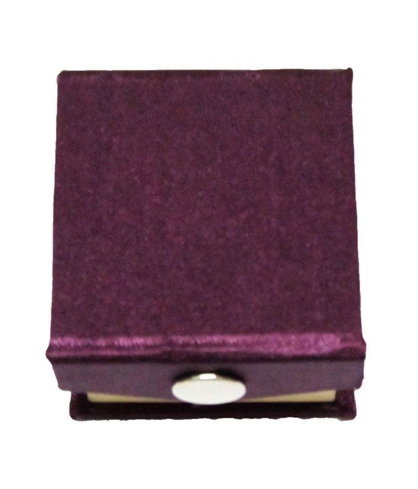Divine Jewell Ring Box - Purple