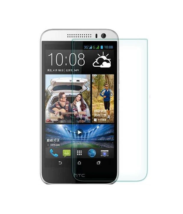 Uni Mobile Care Matte Screen Guard/Screen Protector For HTC Desire 826