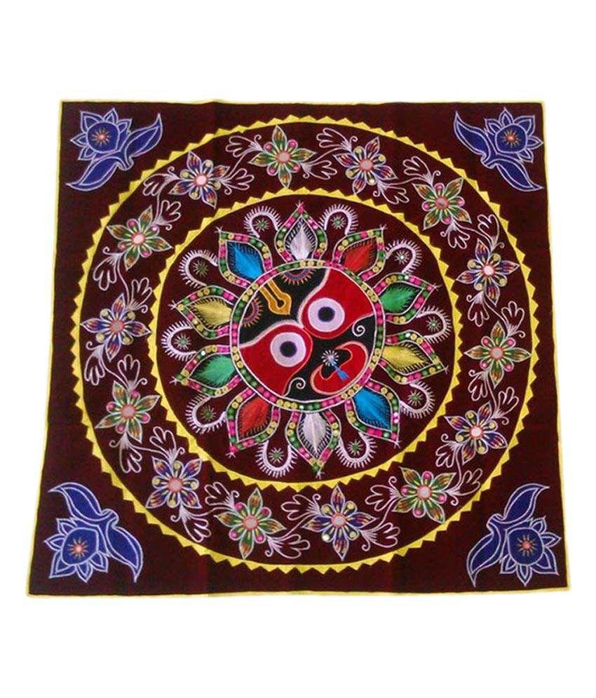 Jalpari Pipili Chandua Special Lord Jaganath Design Big Size