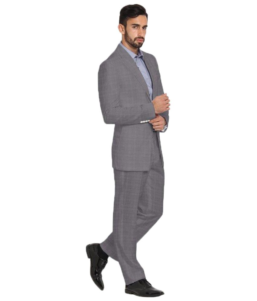 c20abc486a Raymond Gray Solid Unstitched Suit Piece For Men - Buy Raymond Gray Solid Unstitched  Suit Piece For Men Online at Low Price in India - Snapdeal
