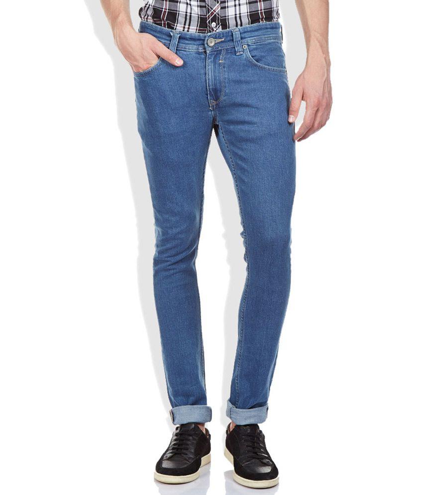 Spykar Blue Jeans