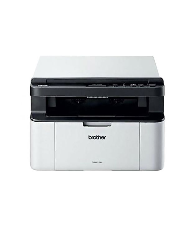 Brother DCP 1616NW Black Laser Printer