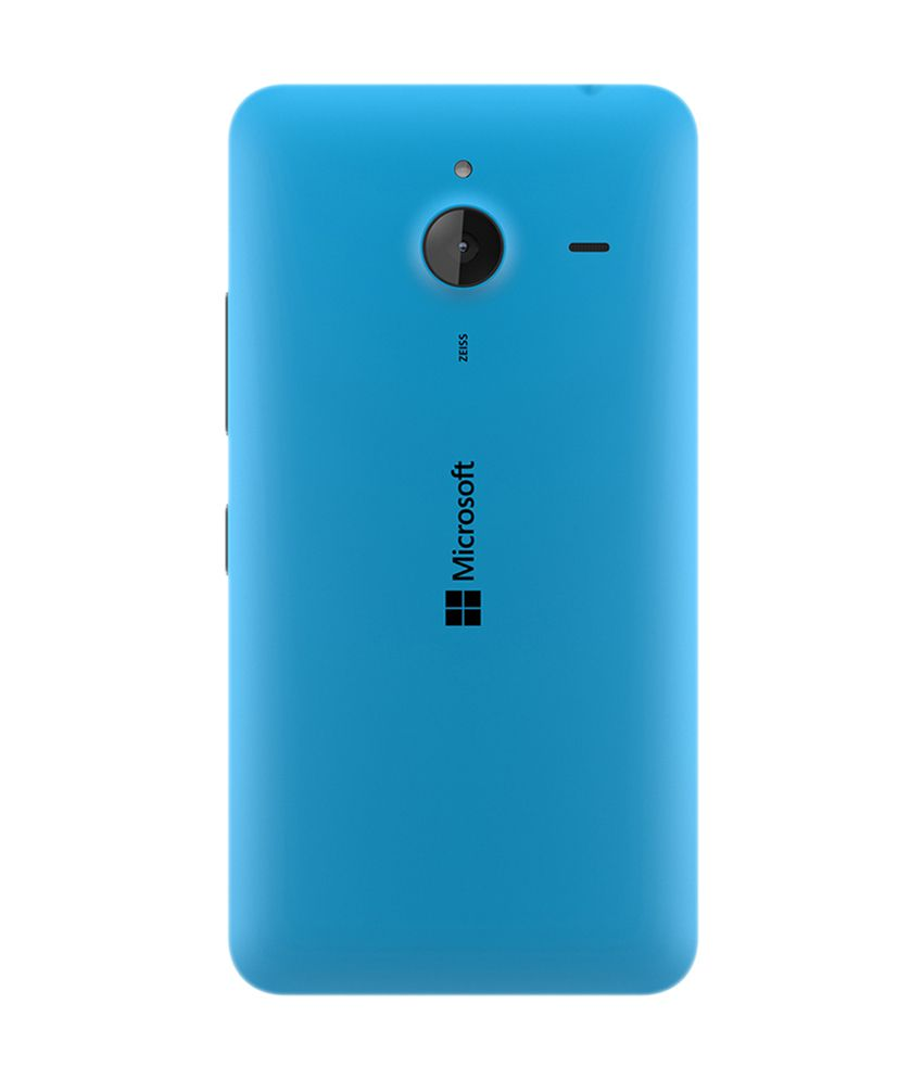 Tommcase Back Cover For Microsoft Nokia Lumia 640xl Blue
