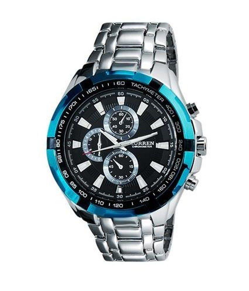 Curren men planet ocean series watch buy curren men for What watch to buy