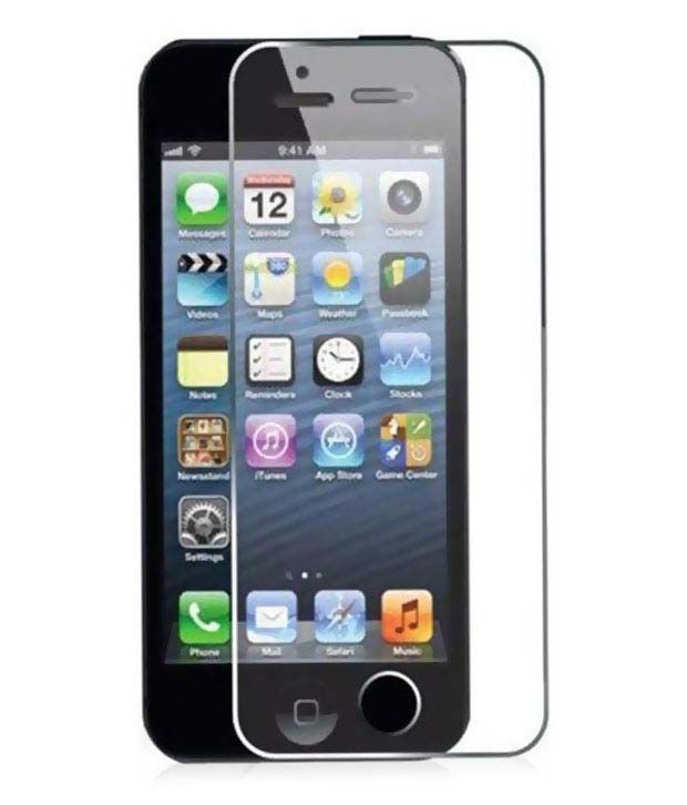 Apple Apple iphone 5 - 5pcs Clear Screen Guard by Snaptic