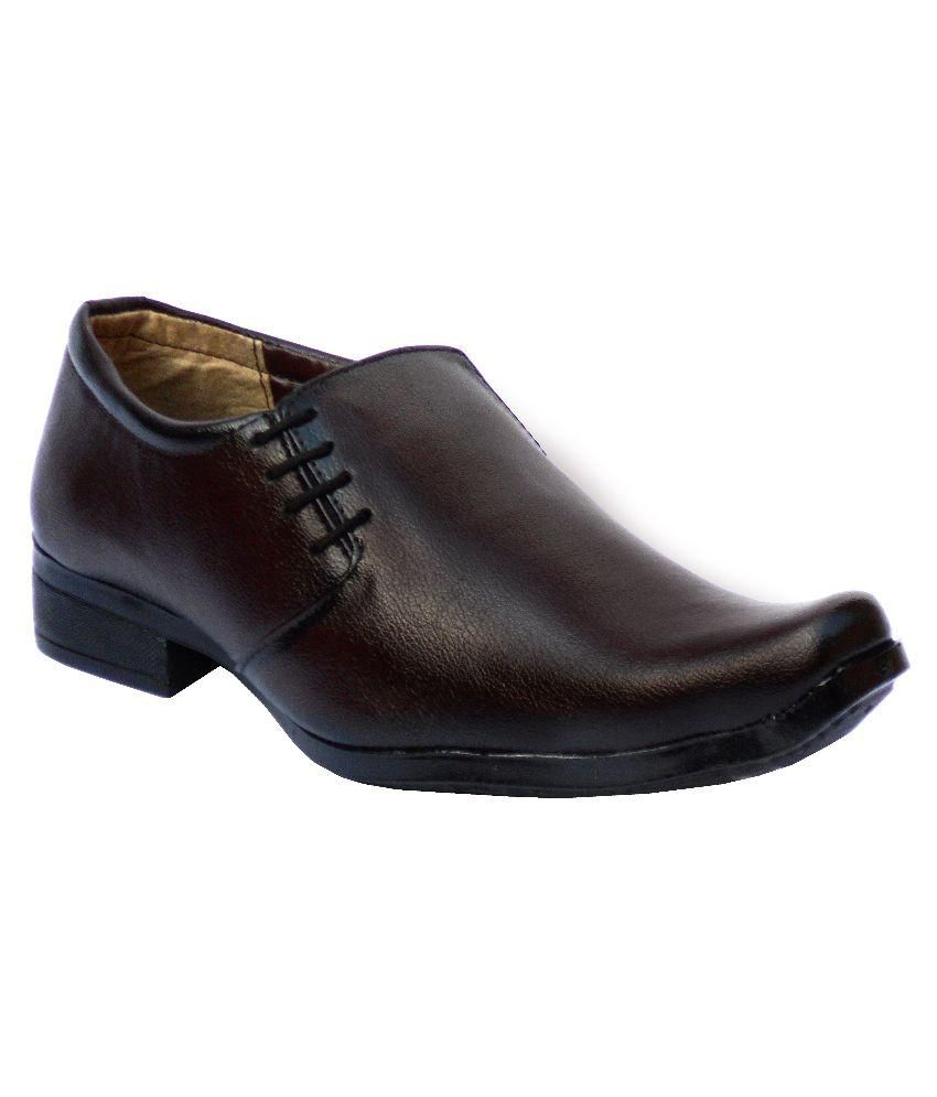 Black Field Brown Formal Shoes Price in India- Buy Black Field Brown Formal  Shoes Online at Snapdeal