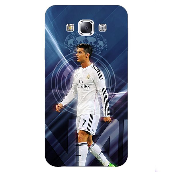 super popular cdfb2 a10f2 Jugaaduu Cristiano Ronaldo Real Madrid Back Cover For Samsung Galaxy On5